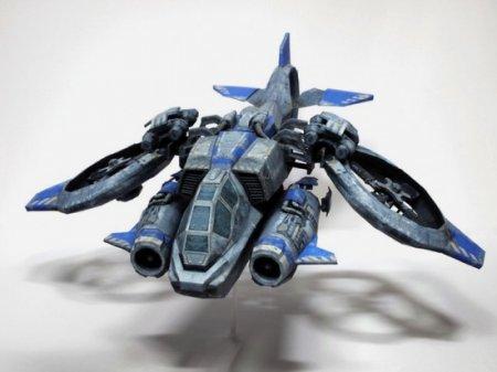 Бумажный StarCraft 2 - очень круто