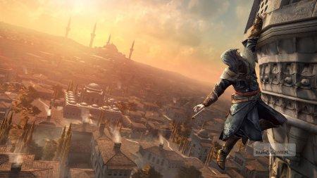 Assassin's Creed: Revelations - про Эцио в Константинополе