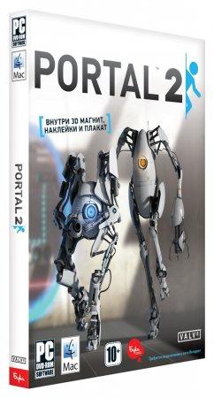"""В конце мая \""""Бука\"""" выпустит белое издание Portal 2"""