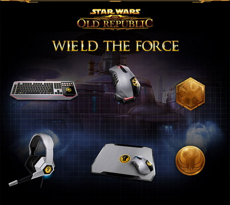 Razer StarWars: The Old Republic