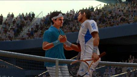 Virtua Tennis 4 - на PC с 7 июля