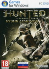 Hunted: The Demon's Forge обложка диска