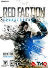 Red Faction Armageddon обложка диска