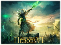 Might & Magic: Heroes 6 арт