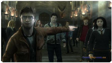 Гарри Поттер и Дары Смерти: Часть 2 скриншоты