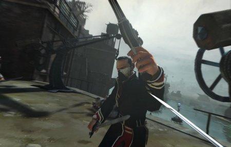 Dishonored - стелс про очень крутого телохранителя-убийцу