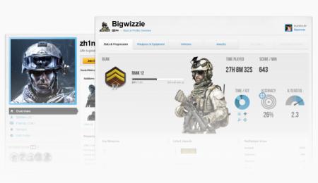 Battlelog - соцсеть для Battlefield 3