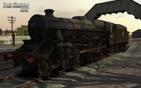 RailWorks 3: Train Simulator 2012 - анонс