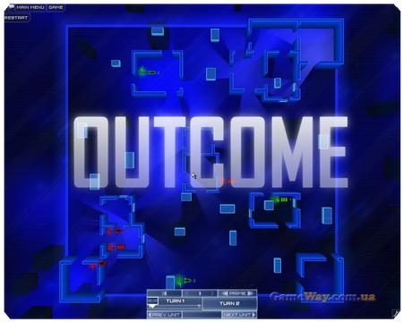 Frozen Synapse скриншоты