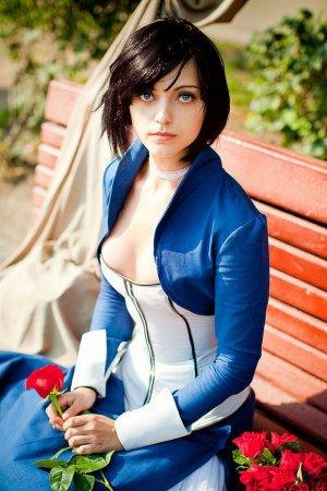 Косплей BioShock: Infinite