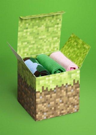 Носки Minecraft за $45
