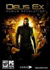 Deus Ex: Human Revolution обложка диска