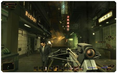 Deus Ex: Human Revolution скриншоты