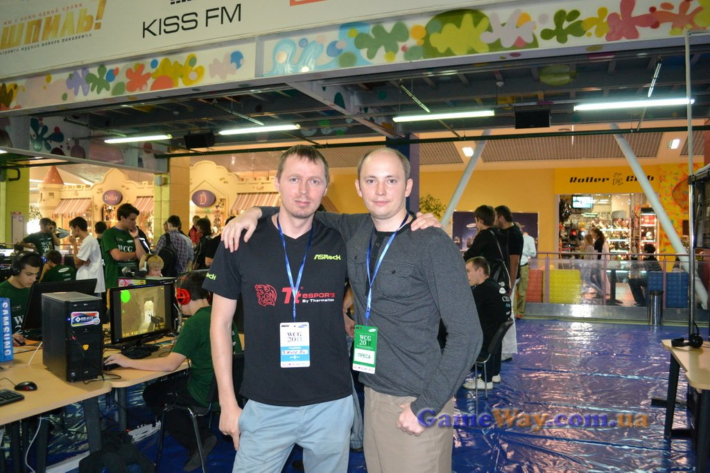 White Ra дает интервью главреду GameWay Kiburga