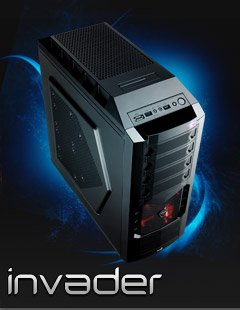 Brain Top Gamer z51 Invader