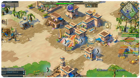 Age of Empires Online скриншоты