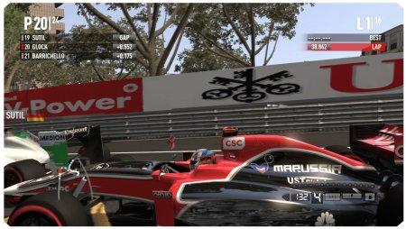 F1 2011 - Отзывы Геймеров (via Prince)