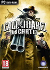 Call of Juarez: the Cartel - обложка диска