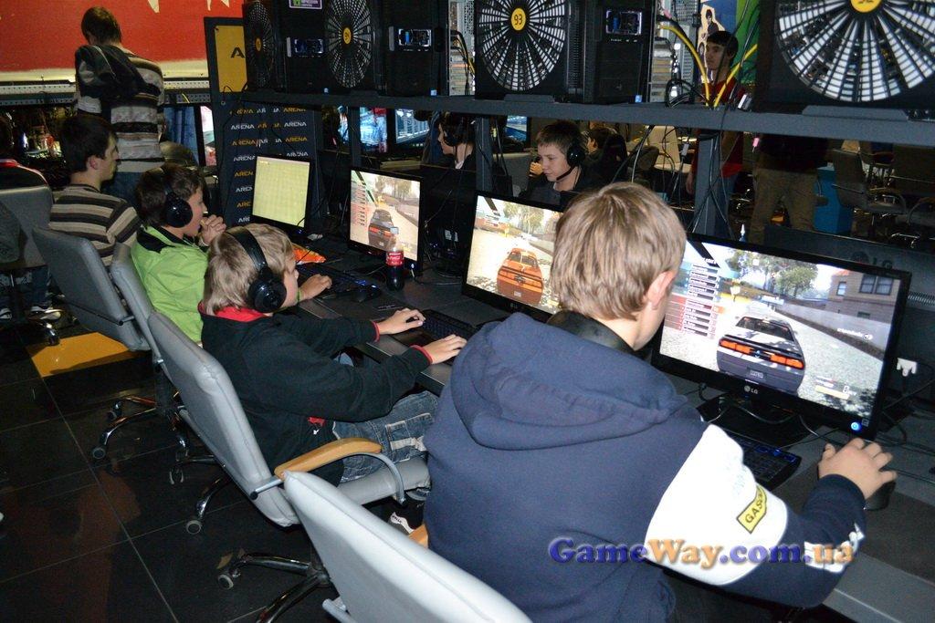Games Day фото репортаж