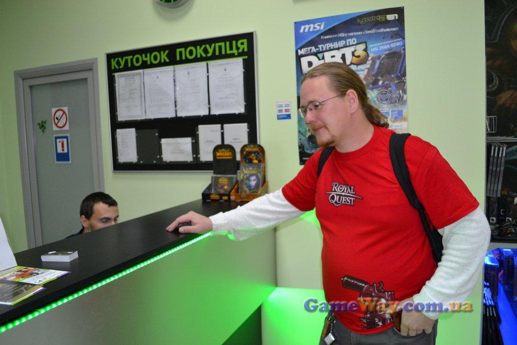 Royal Quest - интервью с продюсером игры Денисом Мальцевом
