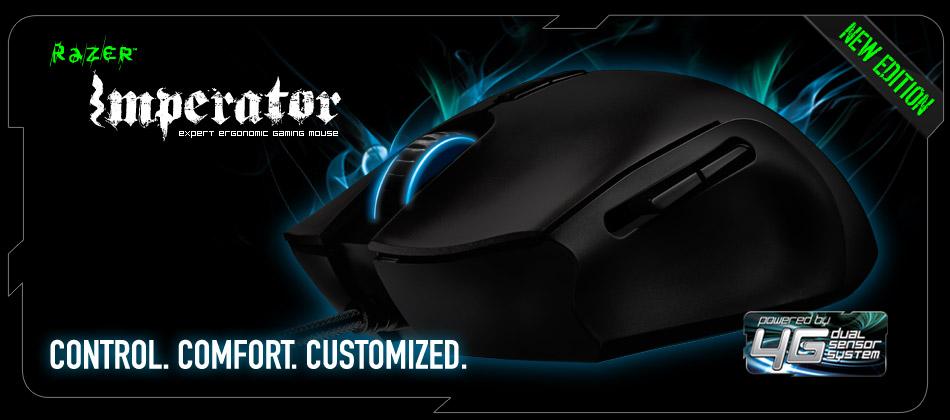 Razer Imperator 2012 обзор