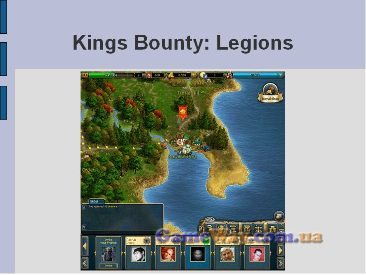 Kings Bounty Legends