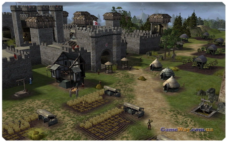 Stronghold 3 скриншоты