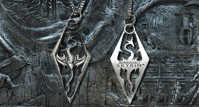 The Elder Scrolls V: Skyrim кулон