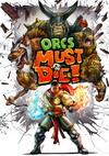 Orks Must Die обложка диска