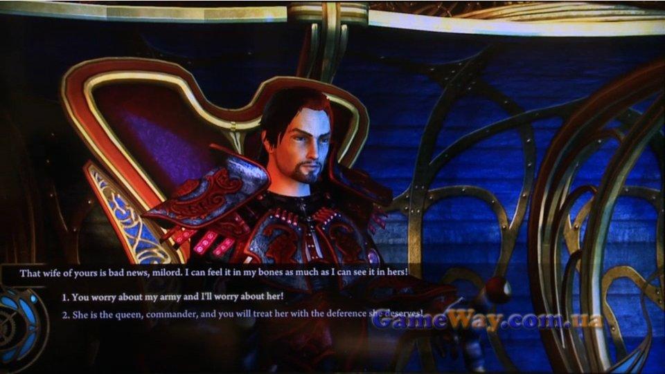 Dragon Commander скриншоты