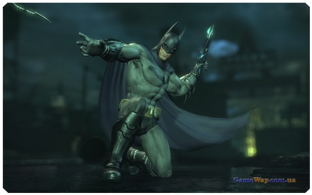 Batman: Arkham City скриншоты