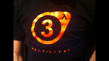 Valve уже рекламирует Half-Life 3