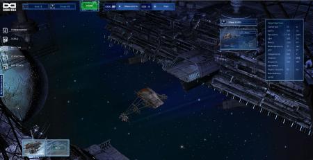 Casus Belli – новая украинская игра в стиле Eve Online
