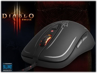 SteelSeries Diablo 3 mouse - обзор от GameWay