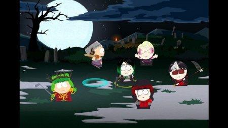 Это скриншоты South Park: The Game