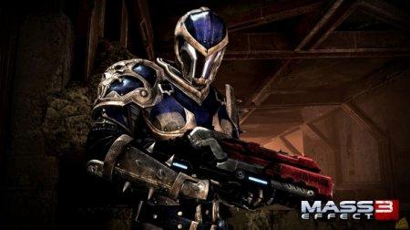 Mass Effect 3 и Reckoning обменяются броней и оружием