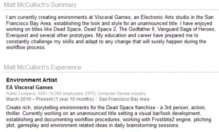 Красоту в Dead Space 3 обеспечит Frostbite 2?